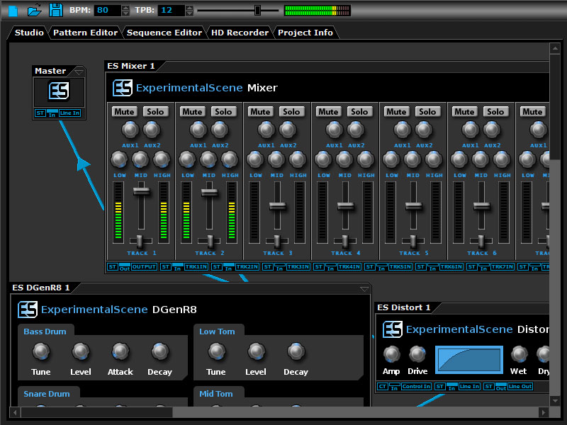 DarkWave Studio 4.1.9
