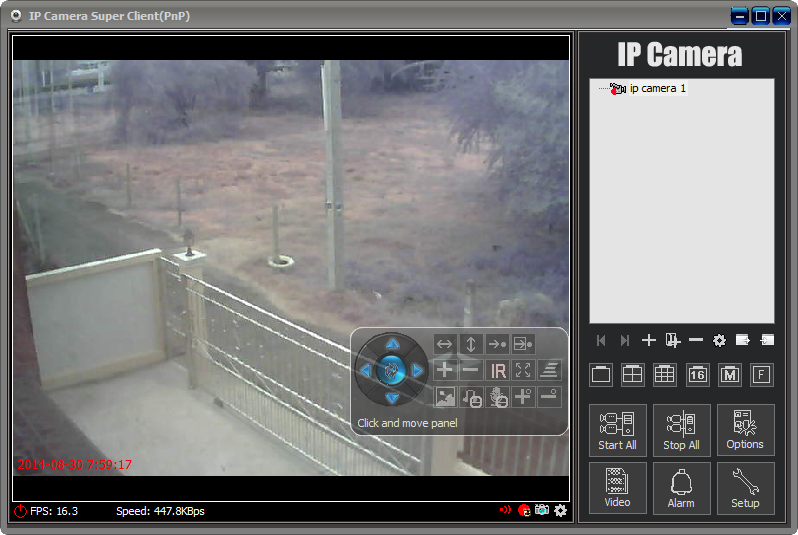 ip camera super client