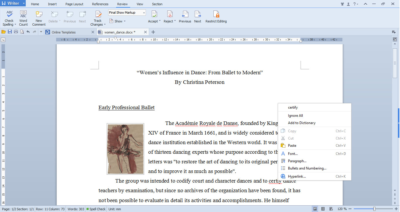 WPS Office 9.1