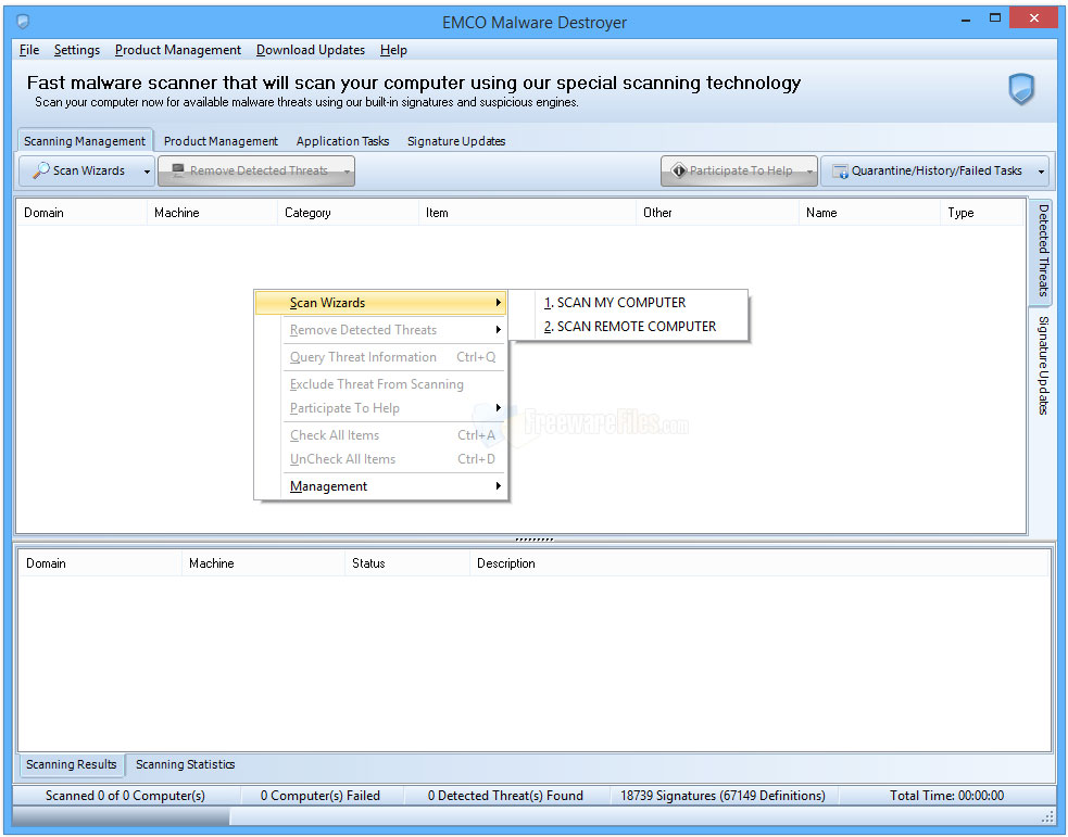 EMCO Malware Destroyer 7.6